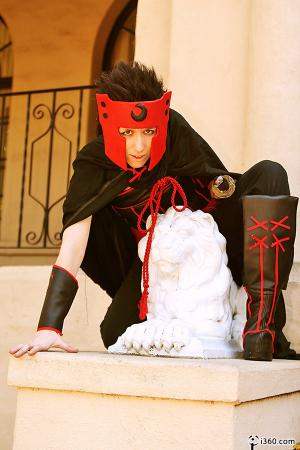 Kurogane from Tsubasa: Reservoir Chronicle worn by Ellome