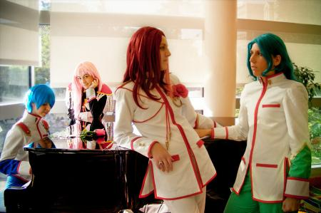 Saionji Kyouichi from Revolutionary Girl Utena worn by Ellome