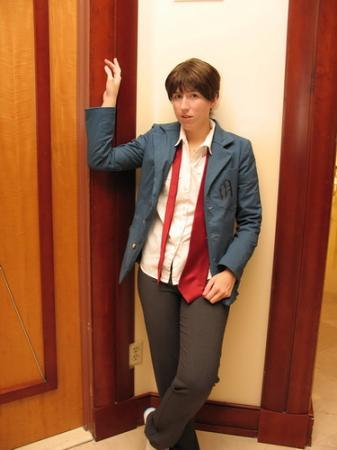 Kyon from Melancholy of Haruhi Suzumiya (Worn by Ellome)