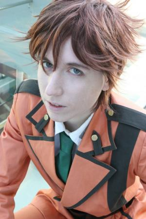 Suzaku Kururugi from Code Geass worn by Ellome