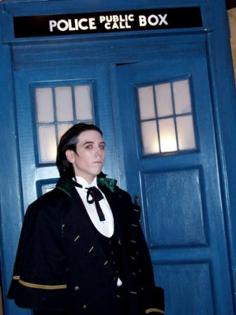 The Doctor (Alt. Nine/Scream of the Shalka)