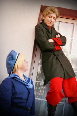 Denmark from Axis Powers Hetalia worn by Ellome