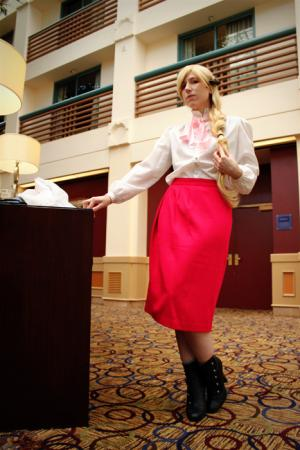 Monaco from Axis Powers Hetalia (Worn by Ellome)