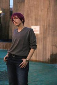 Rin Matsuoka from Free! - Iwatobi Swim Club worn by Ellome