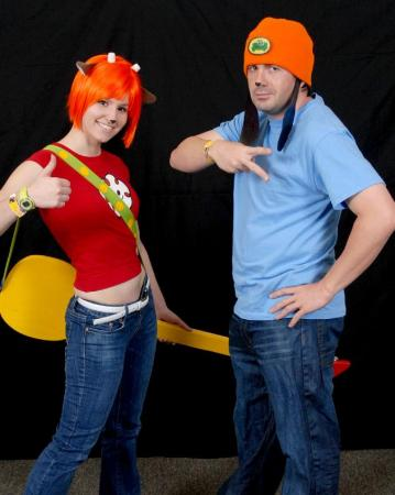 Parappa from PaRappa the Rapper worn by negativedreamer