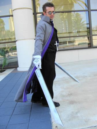 Paladin Alexander Anderson from Hellsing worn by negativedreamer