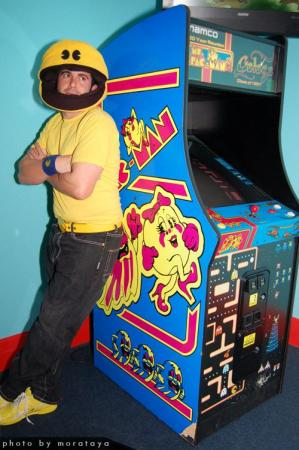 Pac Man from Pac-Man worn by negativedreamer