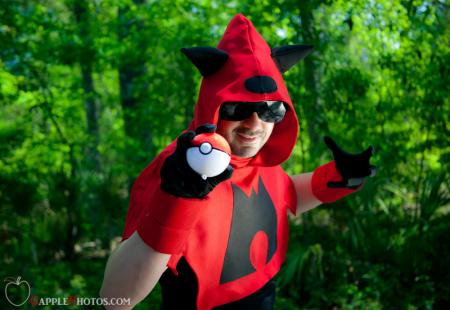 Team Magma Member from Pokemon worn by negativedreamer