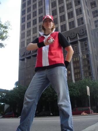 Pokemon Trainer from Super Smash Bros. Brawl