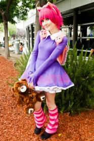 Annie from League of Legends worn by Sewing Sasha