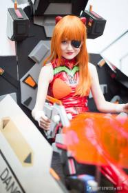 Asuka Langley Shikinami from Evangelion 3.0