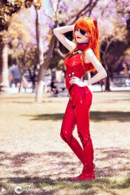 Asuka Langley Shikinami from Evangelion 3.0 worn by Sasha-V