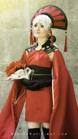 Delphine Eracles from Last Exile  by Sewing Sasha