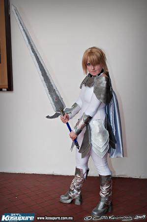 Rafaela from Claymore