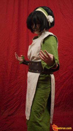 Toph Bei Fong from Avatar: The Last Airbender worn by Feawen