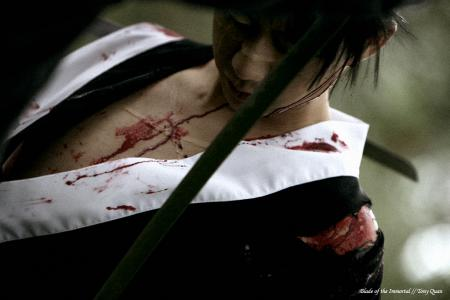 Manji from Blade of the Immortal