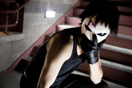 Hei from Darker than BLACK worn by Muze