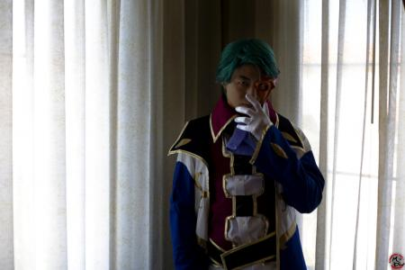 Jeremiah Gottwald from Code Geass R2 worn by Muze