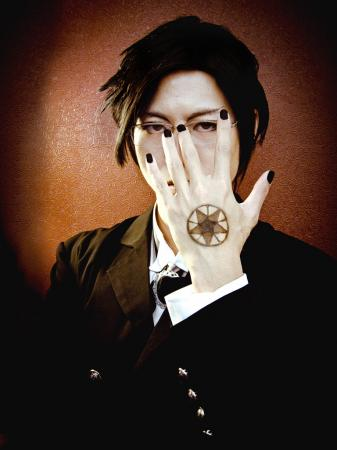 Claude Faustus from Black Butler