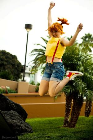 Misty / Kasumi from Pokemon worn by Yaminogame