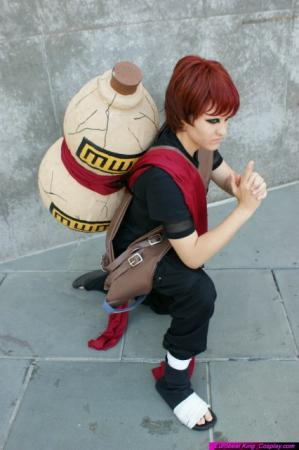 Gaara from Naruto worn by Yaminogame