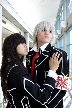 Zero Kiryu from Vampire Knight worn by Yaminogame