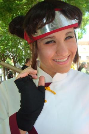 Tenten from Naruto Shipp&#363;den