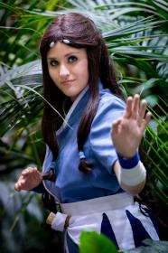 Katara from Avatar: The Last Airbender worn by Yaminogame