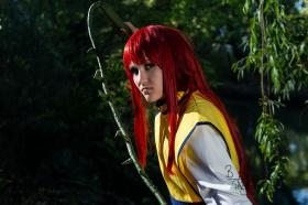 Kurama from Yu Yu Hakusho worn by Yaminogame