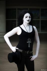 Death from Sandman worn by Devon