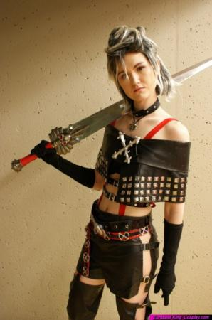 Paine from Final Fantasy X-2 worn by Miyuka
