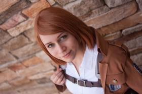 Petra Ral from Attack on Titan  by Rynn