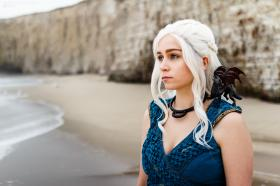 Daenerys Stormborn of House Targeryen from Game of Thrones worn by Rynn