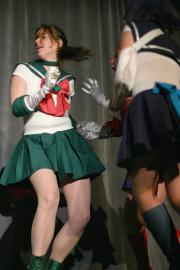 Sailor Jupiter from Sailor Moon worn by Lake_fairy