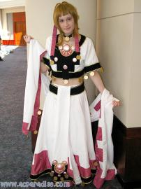 Sakura from Tsubasa: Reservoir Chronicle worn by Lake_fairy