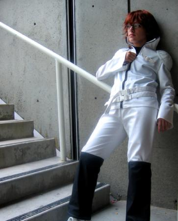 Irie Shouichi from Katekyo Hitman Reborn! worn by Gin