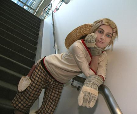 Finnian from Black Butler