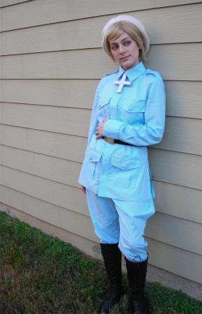 Finland / Tino V�in�m�inen from Axis Powers Hetalia worn by Gin
