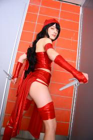 Elektra Natchios from Elektra worn by Gin