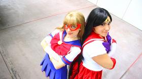 Sailor V from Sailor Moon worn by Gin
