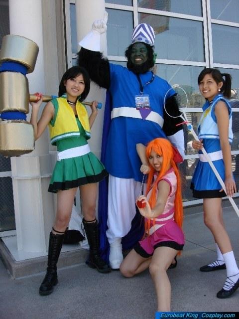 The Powerpuff Girls Costume This costume has been retiredPowerpuff Girls Buttercup Costume