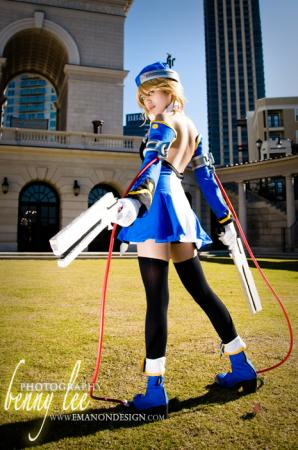 Noel Vermillion from BlazBlue: Calamity Trigger worn by Rosabella