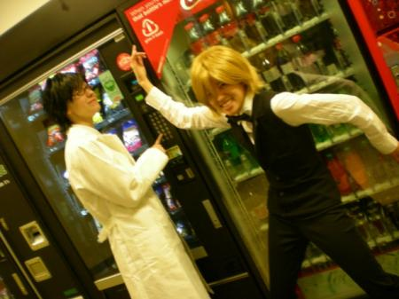 Shizuo Heiwajima from Durarara!! worn by Rosabella