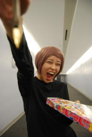 Niizuma Eiji from Bakuman worn by Rosabella