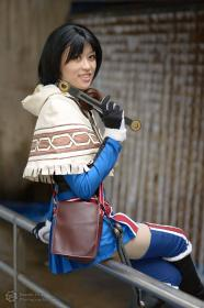 Isara Gunther from Valkyria Chronicles worn by Rosabella
