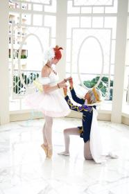 Mytho from Princess Tutu by Rosabella
