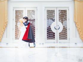 Princess Serenity from Sailor Moon by Rosabella
