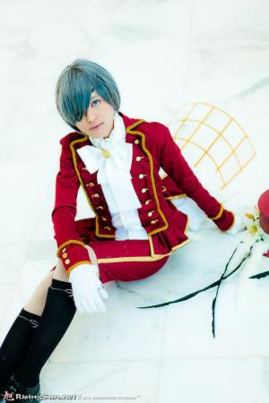 Ciel Phantomhive from Black Butler worn by Rosabella