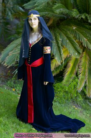 Arwen Undomiel from Lord of the Rings worn by LadyAmaryllis