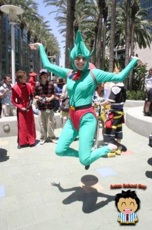 Tingle from Legend of Zelda